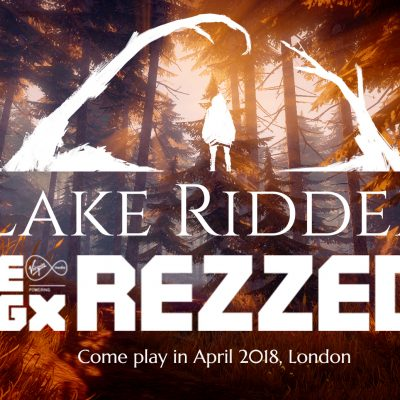 Play Lake Ridden at EGX Rezzed in London!