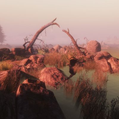 Dev Blog #33 – Play Lake Ridden at EGX London!