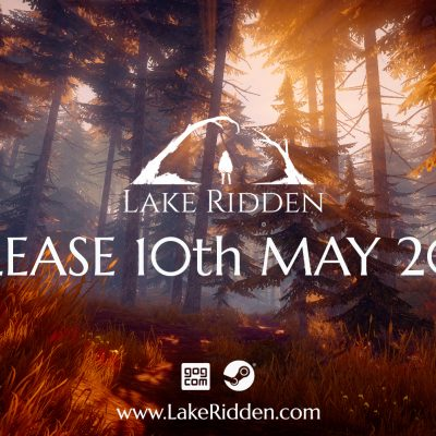 Lake Ridden Releases May 10th + New Trailer Live Now!