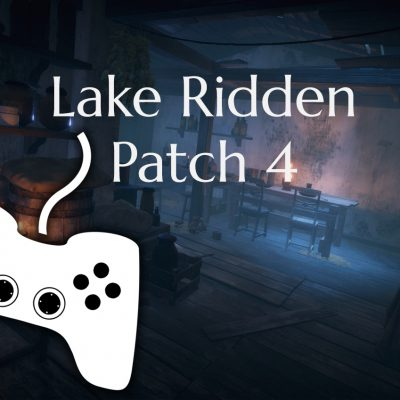 Dev Blog #38 – Controller Support and Updates to Lake Ridden