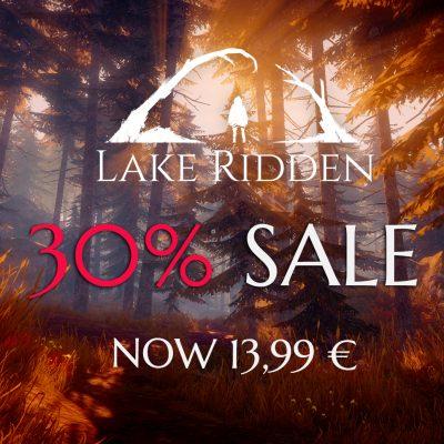 Lake Ridden on 30% Steam Summer Sale