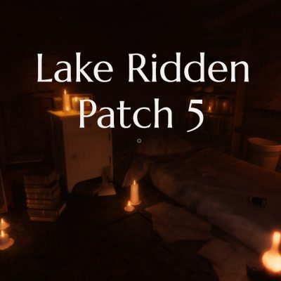 Updates To Lake Ridden Live!